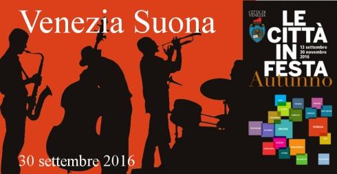 venezia suona 2016