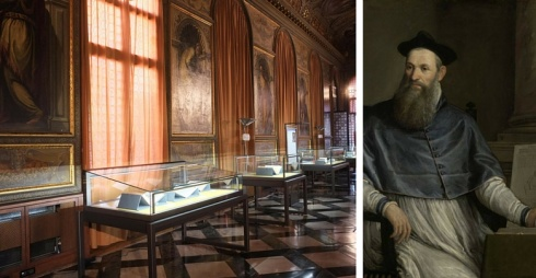 Visite guidate alla mostra: Daniele Barbaro (1514-70) - See more at: http://events.veneziaunica.it/it/content/visite-guidate-alla-mostra-daniele-barbaro-1514-70#sthash.yMkjrEco.dpuf