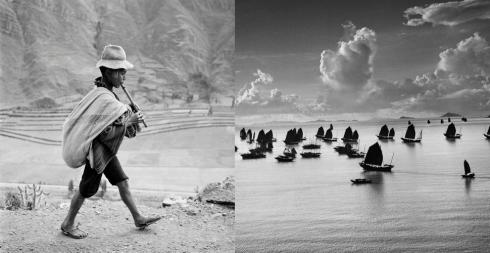 Werner Bischof fotografie 1934-1954