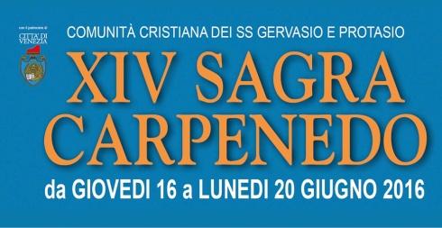 XIV Sagra Carpenedo