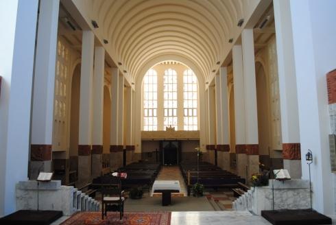 Chiesa Sant'Antonio Marghera interno