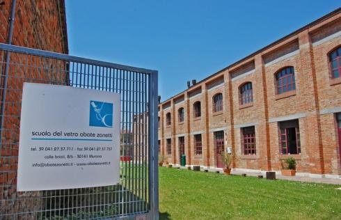 Scuola del vetro Abate Zanetti