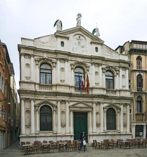 facciata Ateneo Veneto