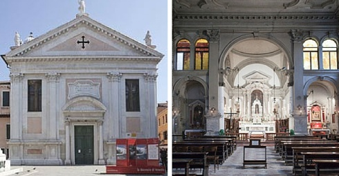 Chiesa Santa Fosca Vergine