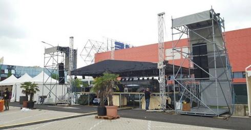 Parcheggio Centro Commerciale Panorama