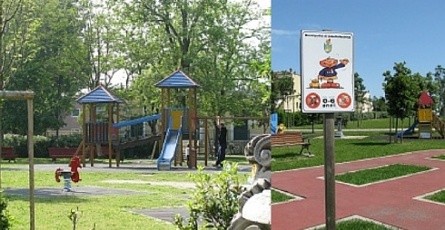 "Parco Pubbliclo Giuseppe ""Bepi"" Turcato"