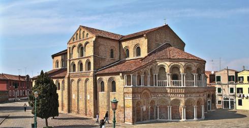Basilica di SS.Maria e Donato