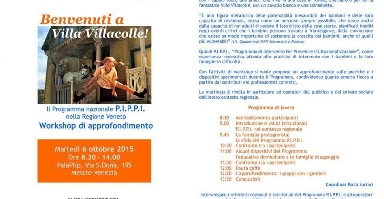 Benvenuti a Villa Villacolle