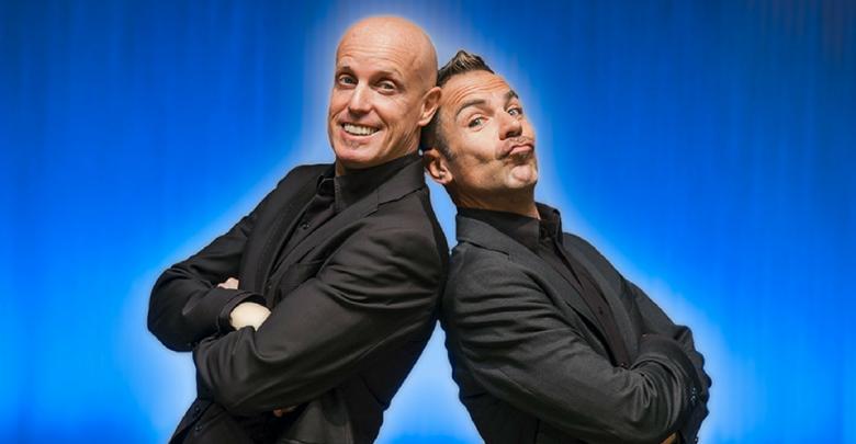 Carlo & Giorgio Temporary show. Lo spettacolo più breve del mondo