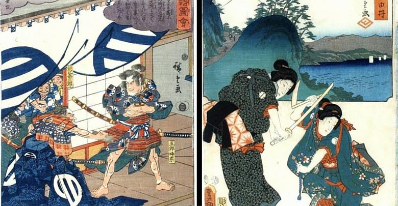 Xilografie di Hiroshige