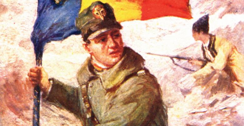 I romeni e la grande guerra