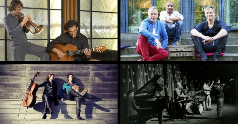 Jazz & Teatro la Fenice - immagine dei musicisti in concerto