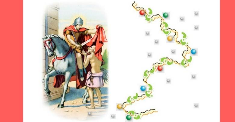 Locandina Marcia di San Martino