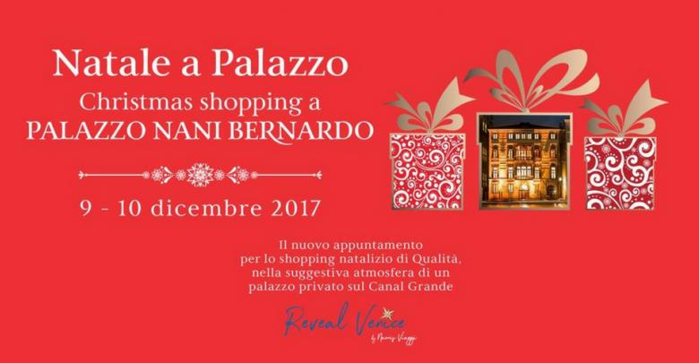 Natale a palazzo Nani Bernardo