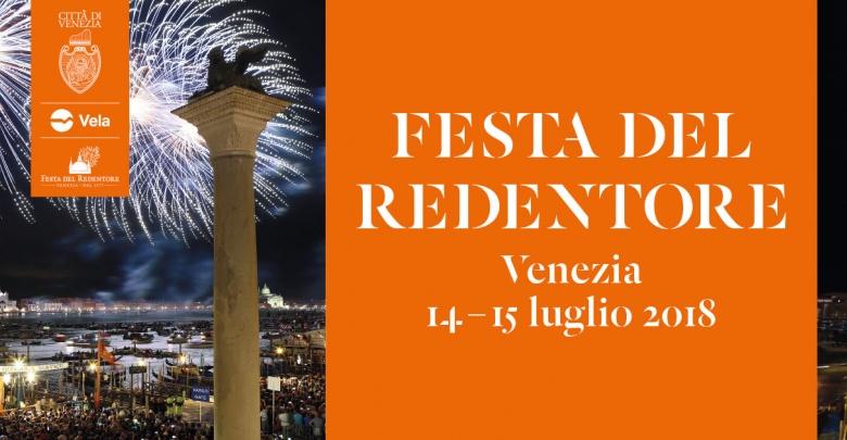 Festa del Redentore Venezia evento ufficiale della Città di Venezia