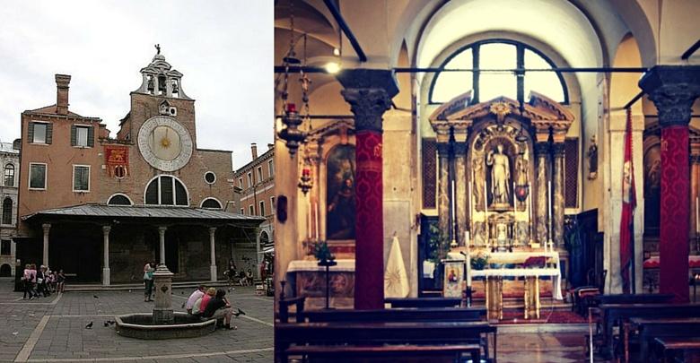 Chiesa di San Giacometo