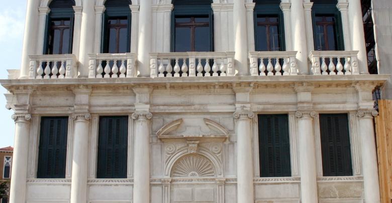 facciata Palazzo Loredan