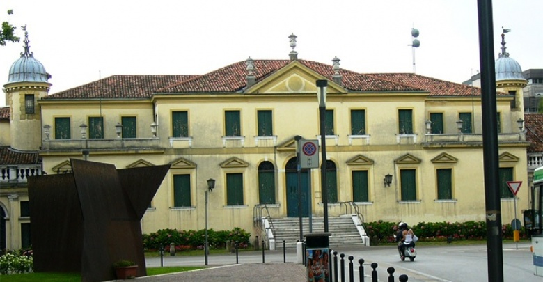Biblioteca civica di Mestre Villa Erizzo