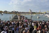 Festa del Redentore 2016 - Inaugurazione ponte votivo