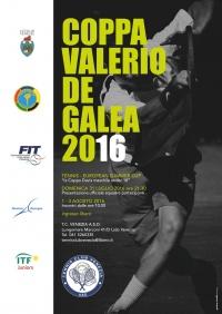 Coppa Valerio de Galea 2016
