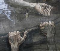ArtNight alla Pietà: Exodus_2017-particolare