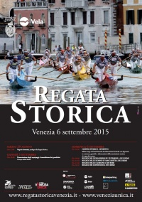 Poster Regata Storica 2015