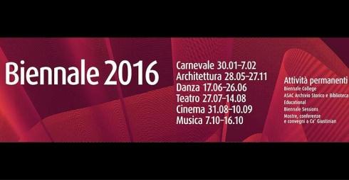 Biennale 2016