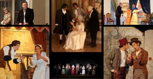 Divertiamoci a Teatro - immagini di scena