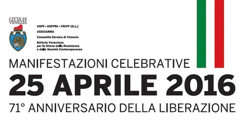 Celebrazioni 25 Aprile 2016