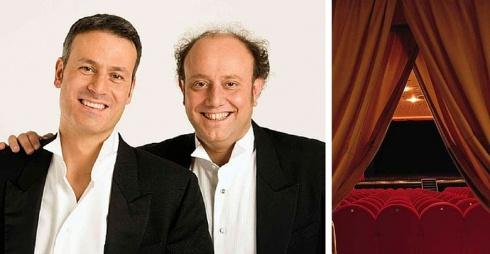 Ale e Franz al Teatro Corso