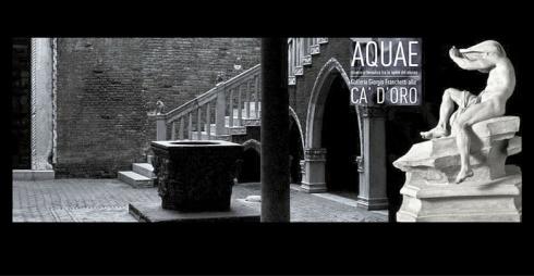 AQUAE - Ciclo di conferenze alla Galleria Giorgio Franchetti alla Ca' d'Oro