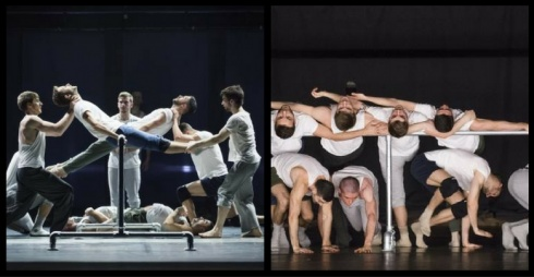 BalletBoyz Life. (Fiction) Credit Tristam Kenton