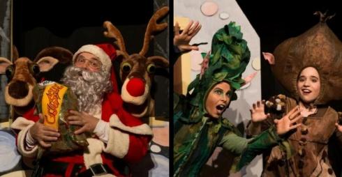 Buon Natale, Babbo Natale. Foto di Fabio Zinetti
