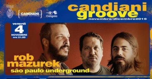 Locandina Candiani Groove