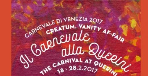 Carnevale alla Querini - locandina