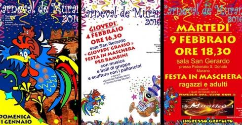 Carenvale di Murano 2016
