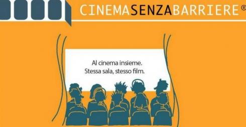 Locandina Cinema Senza Barriere 2016