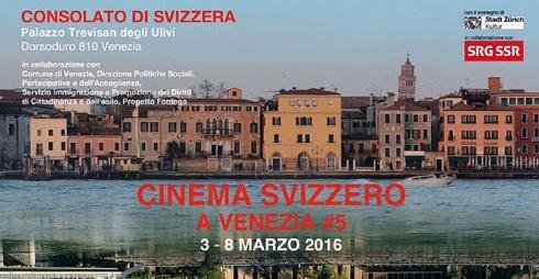 Cinema Svizzero a Venezia