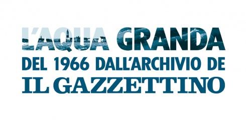 l'aqua granda del 1966 dall'archivio de Il Gazzettino