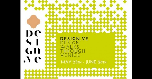 DESIGN.VE design walks through Venice - locandina evento