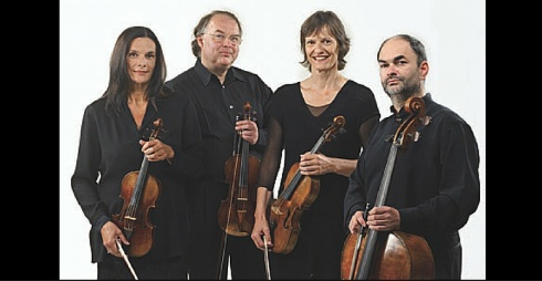 Forgotten String Quartets