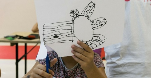 ST_ART Workshops 4-10 years olds