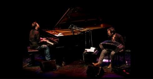 Giovanni Guidi & Daniele Di Bonaventura in concerto
