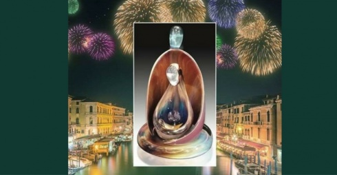 Murano Glass Christmas - locandina