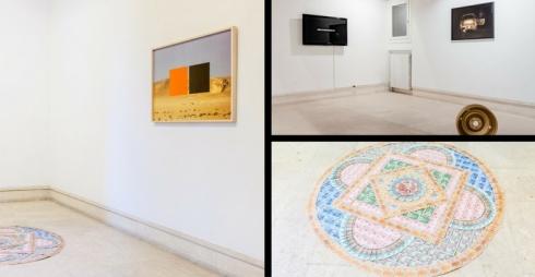 Immagini di opere in mostra