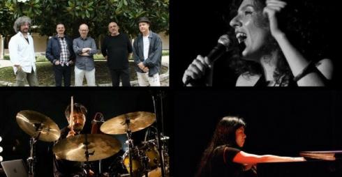 Candiani Groove - settembre ottobre 2016. immagini degli artisti