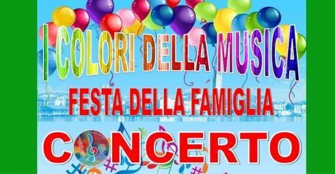 I Colori della Musica, locandina evento