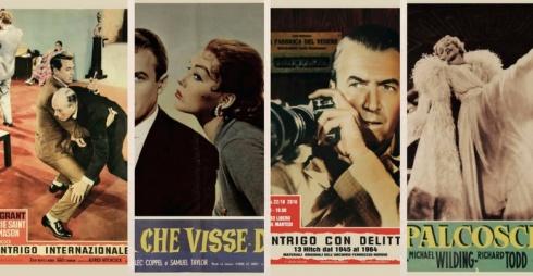 Intrigo con delitto - 13 Hitch dal 1945 al 1964