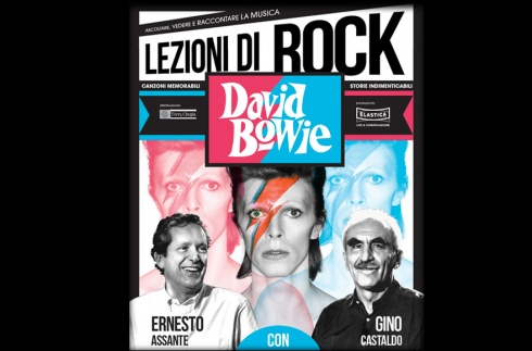 Lezioni di Rock David Bowie