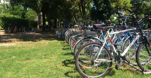 biciclettata Lido